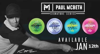 Paul McBeth Signature Series