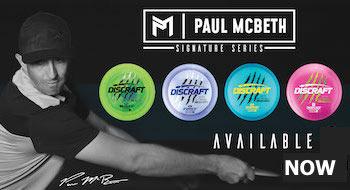 Paul McBeth Signature Series