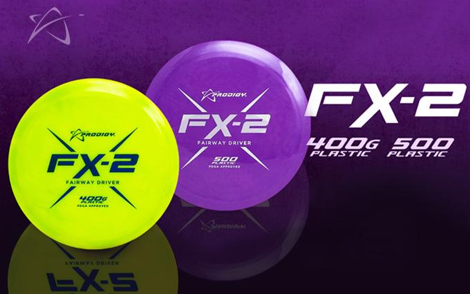 Prodigy Disc FX-2