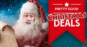 Pretty Good Christmas Deals