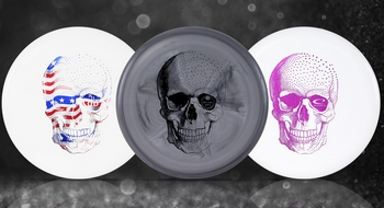 Happy Skull Stamps