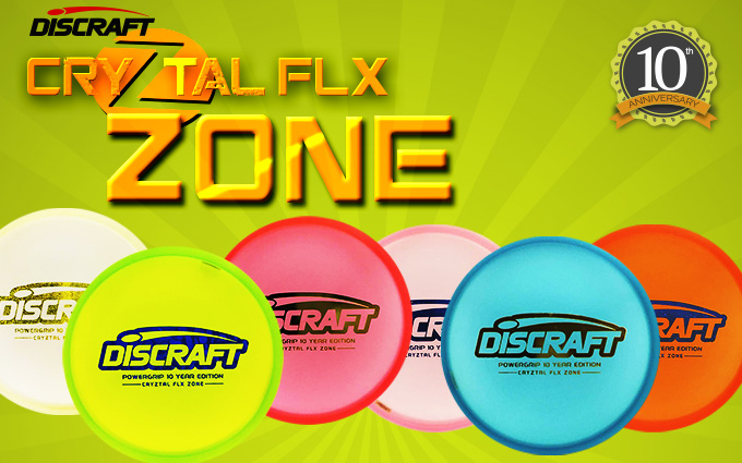 Cryztal FLX Zone - Powergrip 10th Anniversary