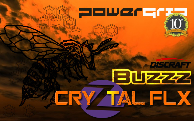 Cryztal FLX Buzzz Powergrip 10th Anniversary
