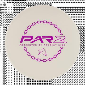 Prodigy Disc 300 Glow PA-3 PAR 2 Chains Stamp
