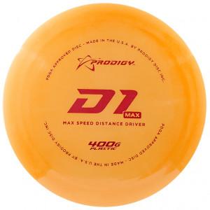 Prodigy Disc 400G Series D1 MAX