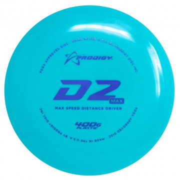 Prodigy Disc 400G Series D2 MAX