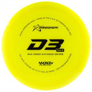Prodigy Disc 400G Series D3 MAX