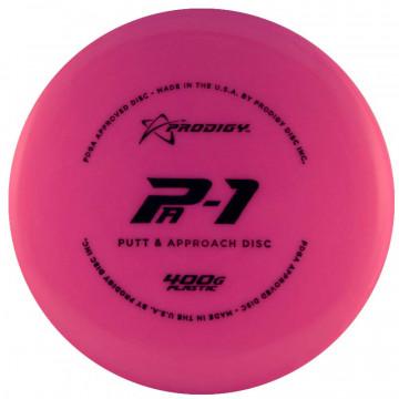 Prodigy Disc 400G Series PA1