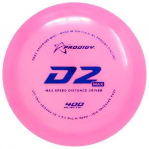 Prodigy Disc 400 Series D2 MAX