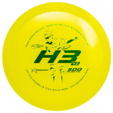 Prodigy Disc 500 H3 V2 Will Schusterick Signature Series 2020
