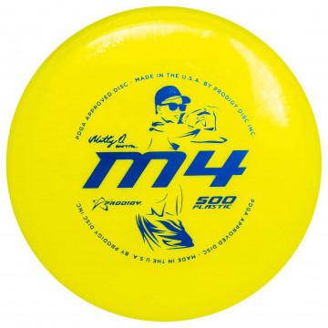 Prodigy Disc 500 M4 Matt Orum Signature Series 2020