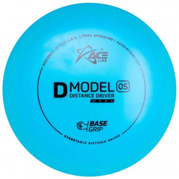 Prodigy Disc Ace BaseGrip Glow D Model OS