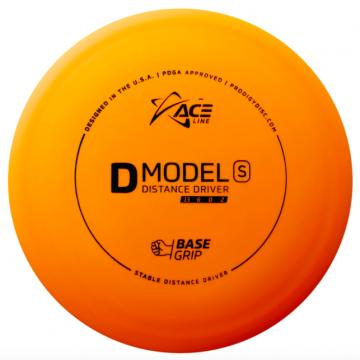 Prodigy Disc Ace BaseGrip Glow D Model S