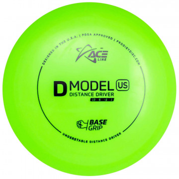 Prodigy Disc Ace BaseGrip Glow D Model US