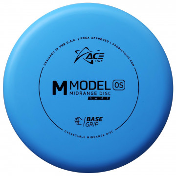 Prodigy Disc Ace BaseGrip Glow M Model OS