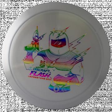 Discraft Big Z Flash 2021 Ledgestone Edition