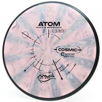 MVP Disc Sports Cosmic Electron Soft Atom