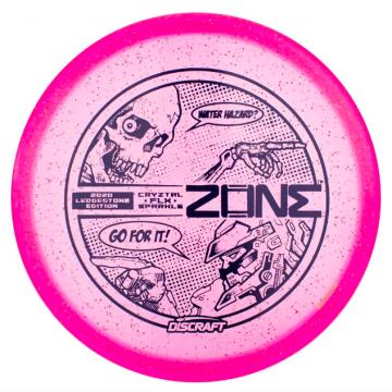 Discraft Cryztal FLX Sparkle Zone 2020 Ledgestone Edition