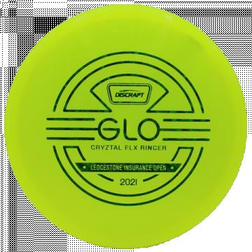 Discraft Cryztal FLX Glo Ringer 2021 Ledgestone Edition