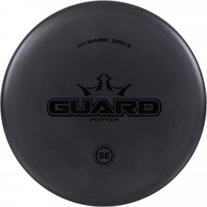Dynamic Discs Classic Guard Black on Black Special Edition