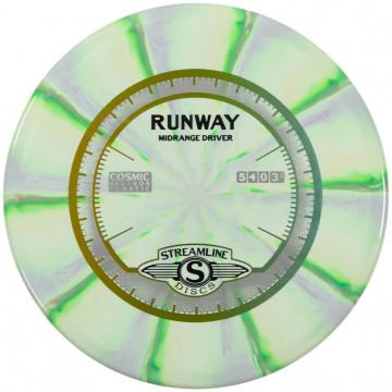 Streamline Discs Cosmic Neutron Runway