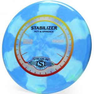 Streamline Discs Cosmic Neutron Stabilizer
