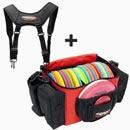 Innova Competition Bag & valjaat Bundle
