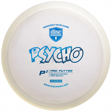 Discmania C-Line P2 Psycho - October Ghouls