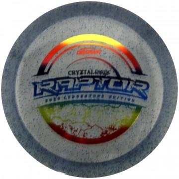 Discraft Cryztal Z Sparkle Raptor 2020 Ledgestone Edition