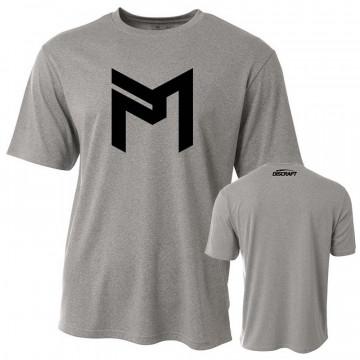 Discraft Tekninen T-paita Paul McBeth PM Logo