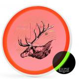 MVP Disc Sports Eclipse Glow Proton Deflector Majestic Elk - Winter Special Edition