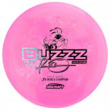 Discraft ESP Glo Swirl Buzzz Tour Series Nate Doss