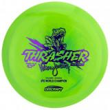 Discraft ESP Glo Swirl Thrasher Tour Series Valarie Jenkins