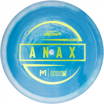 Discraft ESP Anax First Run - Paul McBeth Signature