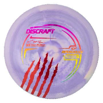Discraft ESP Avenger SS Paul McBeth 5x Limited Edition