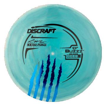 Discraft ESP Buzzz Paul McBeth 5x Limited Edition