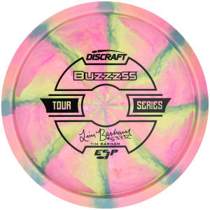 Discraft ESP Buzzz SS 2019 Tour Series Tim Barham