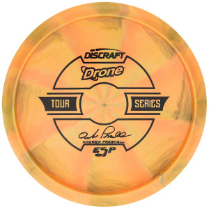 Discraft ESP Drone 2019 Tour Series Andrew Presnell