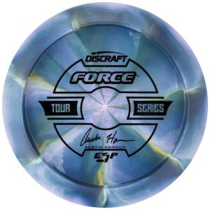Discraft ESP Force 2019 Tour Series Austin Hannum