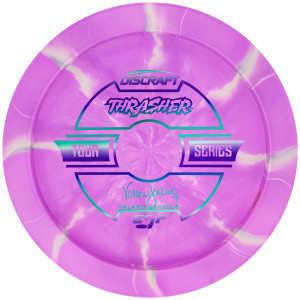 Discraft ESP Thrasher 2019 Tour Series Valarie Jenkins