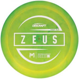 Discraft ESP Zeus First Run - Paul McBeth Signature