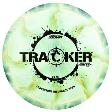 Discraft ESP Swirl Tracker 2020 Ledgestone Edition Tour Series
