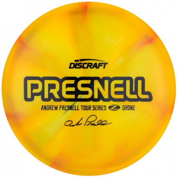 Discraft Z Line Drone 2020 Andrew Presnell Tour Series