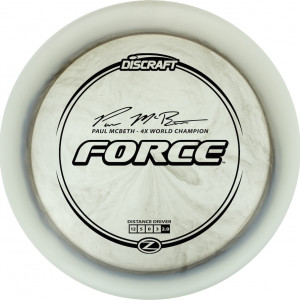 Discraft Z Line Force Paul McBeth