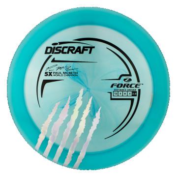 Discraft Z Line Force Paul McBeth 5x Limited Edition