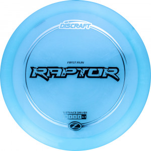 Discraft Z Line Raptor First Run