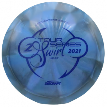 Discraft Z Swirl Tour Series Heat 2021 Ledgestone Edition