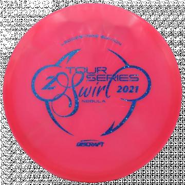 Discraft Z Swirl Tour Series Nebula 2021 Ledgestone Edition
