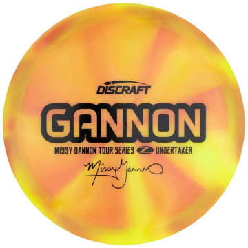 Discraft Z Line Undertaker 2020 Missy Gannon Tour Series