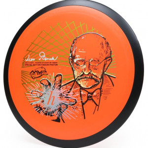 MVP Disc Sports Fission Photon Max Planck Special Edition